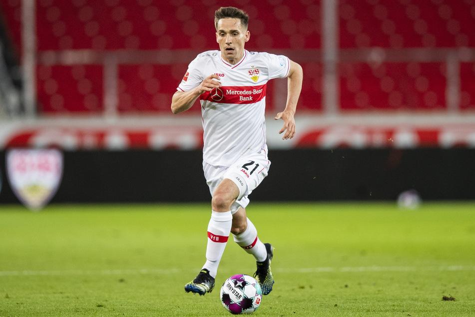 Philipp Klement (28) steht noch bis 2023 beim VfB Stuttgart unter Vertrag. Medienberichten zufolge könnte er noch in diesem Sommer zum 1. FC Köln wechseln.