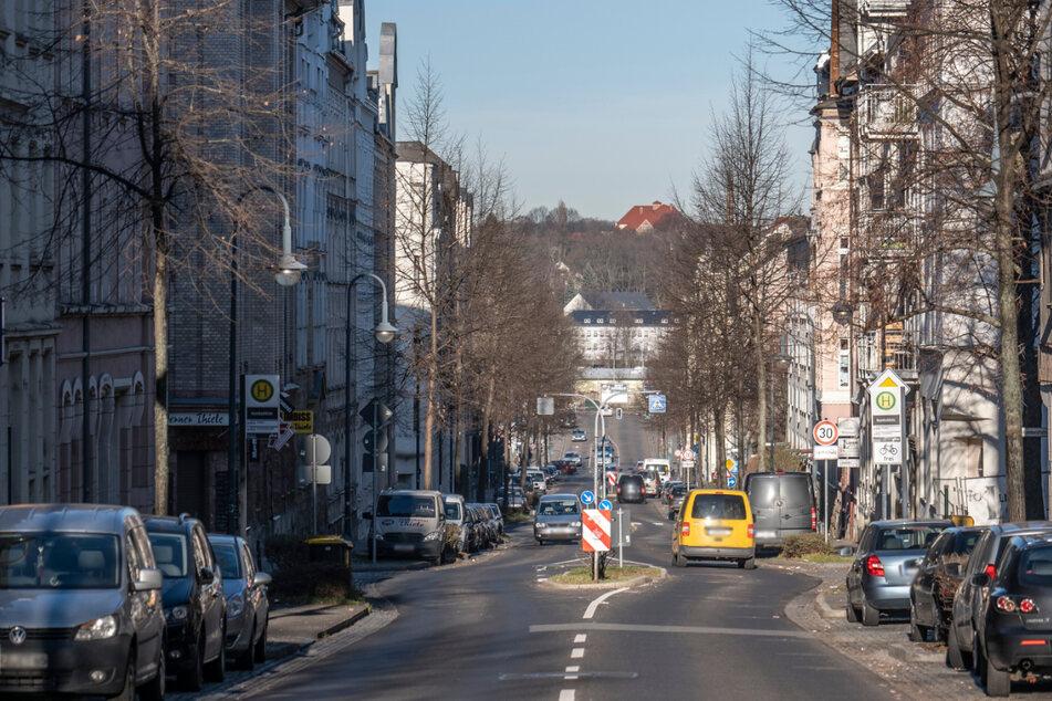 Die Zietenstraße wird ab Montag voll gesperrt. (Archivbild)