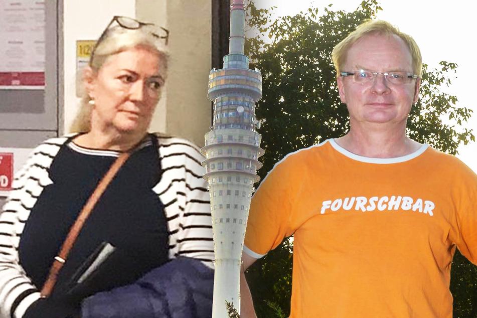 Auch nach Barbara Lässigs Rauswurf: Uwe Steimle kämpft weiter für den Fernsehturm!