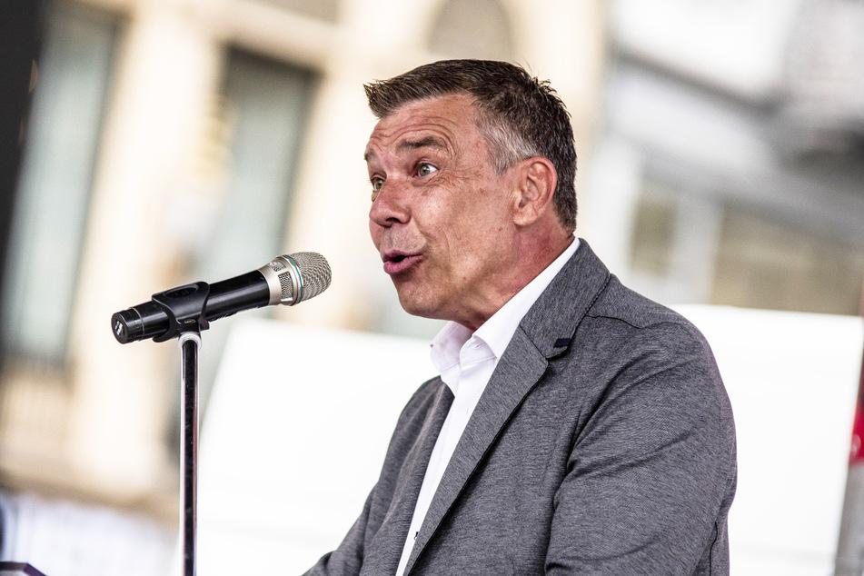 Gegen den AfD-Landtagsabgeordneten Richard Graupner (58) wurde Anklage wegen des Verdachts auf Verrat von Dienstgeheimnissen erhoben.