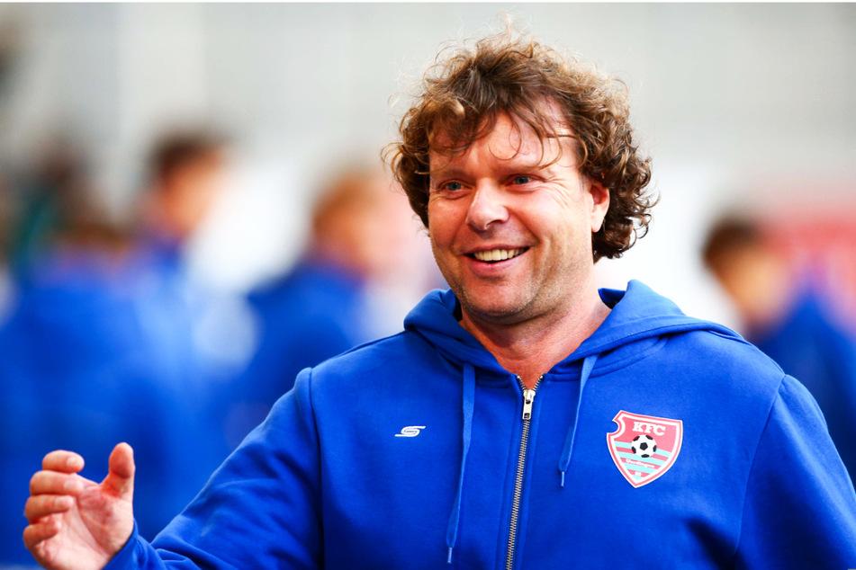 Stefan Krämer (54) ist in der neuen Saison Erstliga-Coach in Belgien.