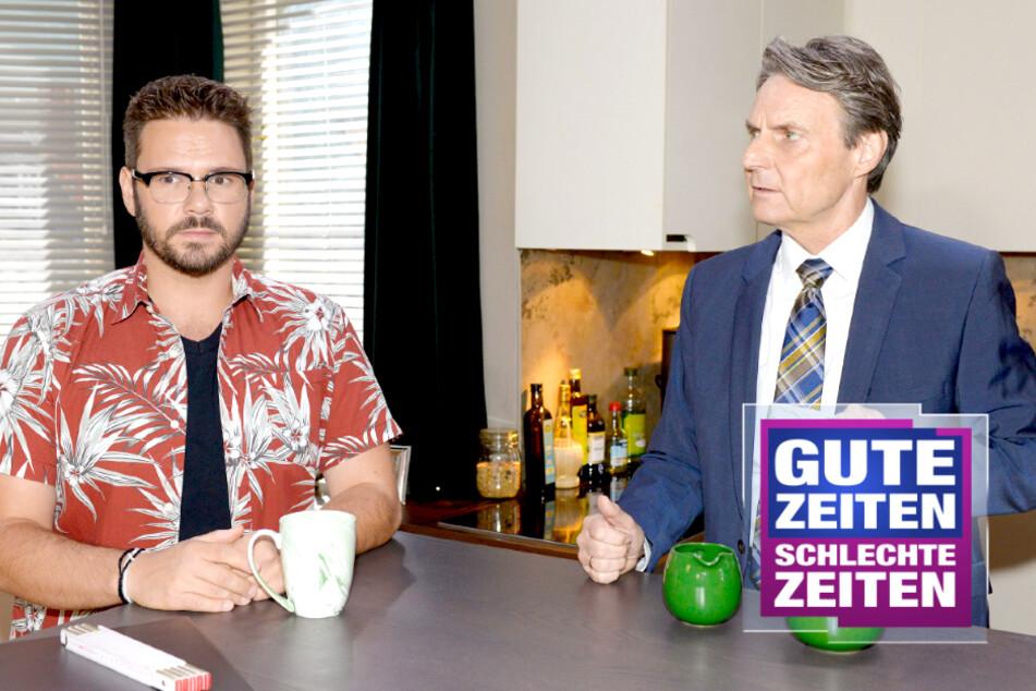 GZSZ: Familiendrama bei GZSZ: Geht Tuner für Kate vor Gericht?