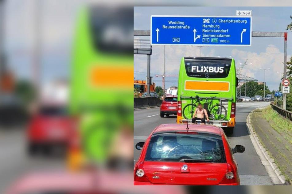 Kein Ticket, kein Problem: Blinder Passagier (28) fährt mit Reisebus