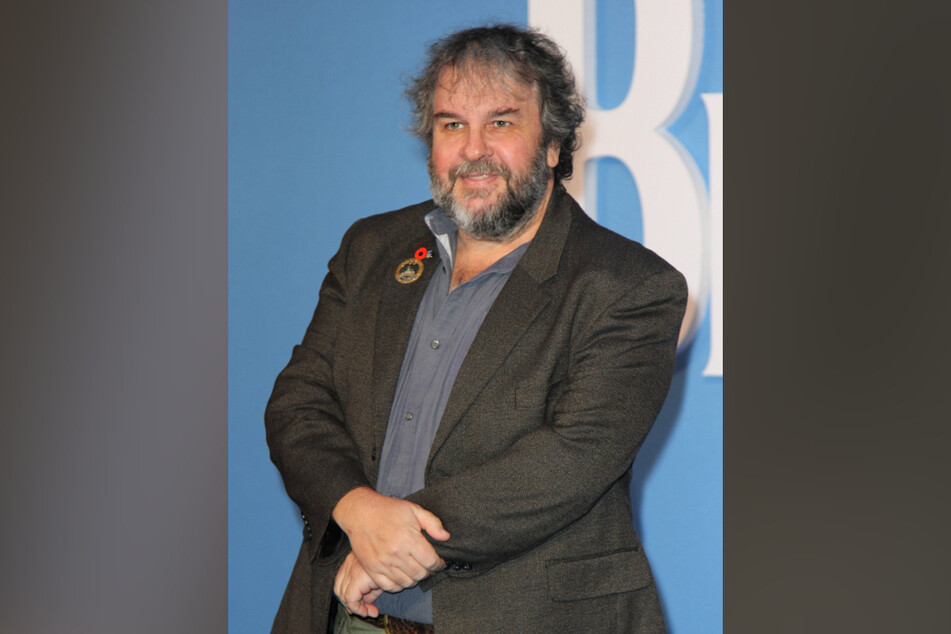 Director Peter Jackson at the world premiere of a previous Beatles documentary in London in 2016.