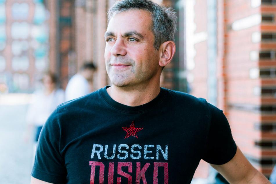 Der Schriftsteller Wladimir Kaminer (53) erlitt wegen der Corona-Krise finanzielle Einbußen.