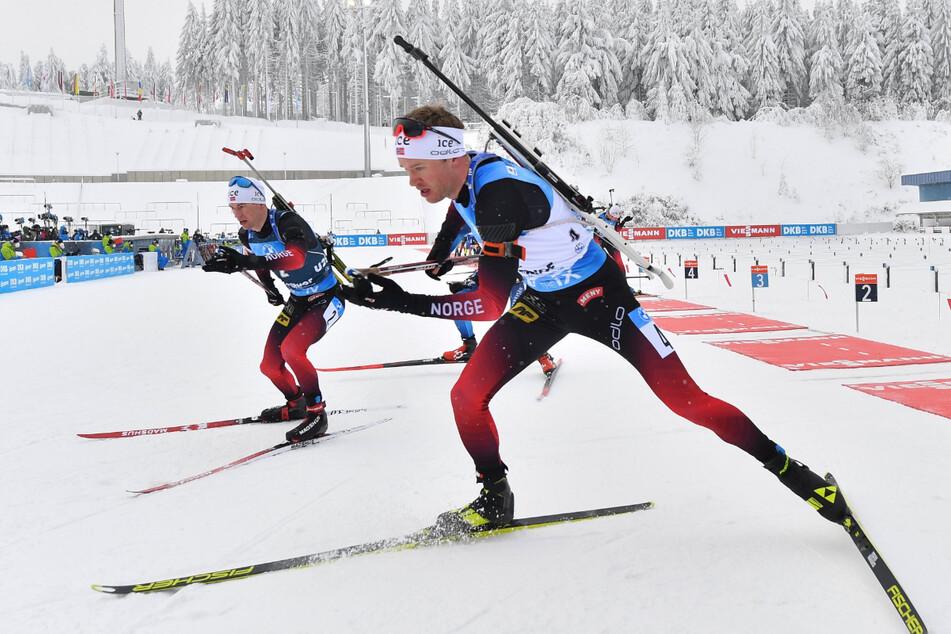 Bis mindestens 2026 werden in Oberhof Biathlon-Weltcups stattfinden.