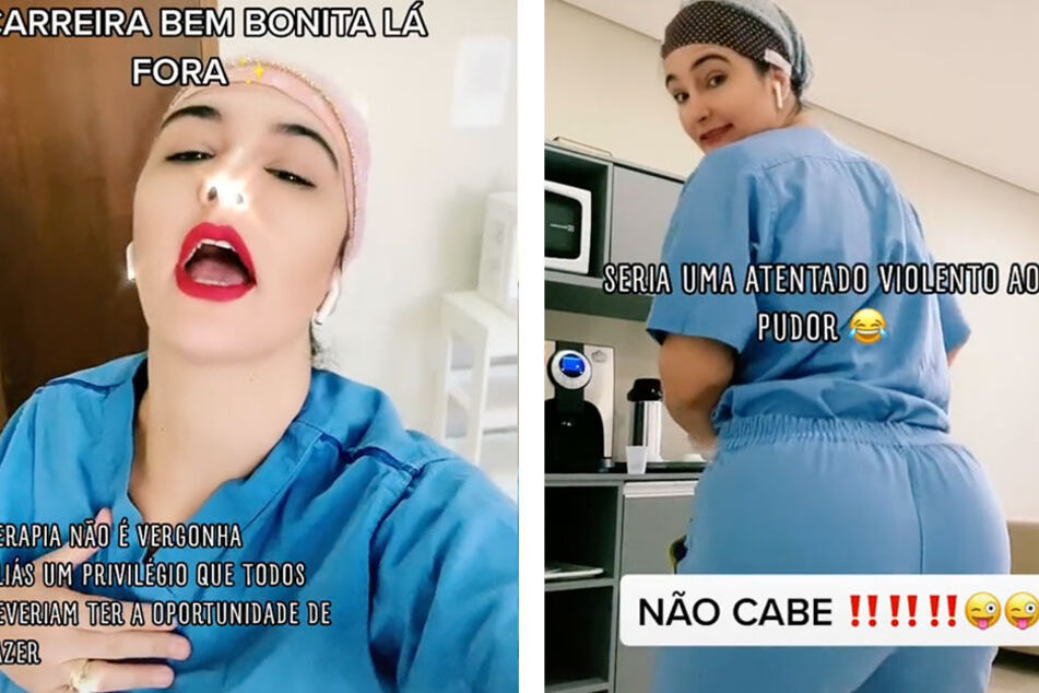 Brazilian plastic surgeon suspended after dancing with human flesh on TikTok!