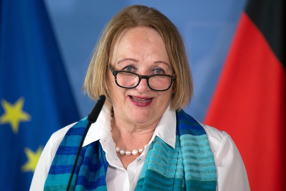 FDP-Politikerin Sabine Leutheusser-Schnarrenberger (69) beschäftigt sich schon länger mit dem Thema und stellte nun die Ergebnisse einer Studie vor.