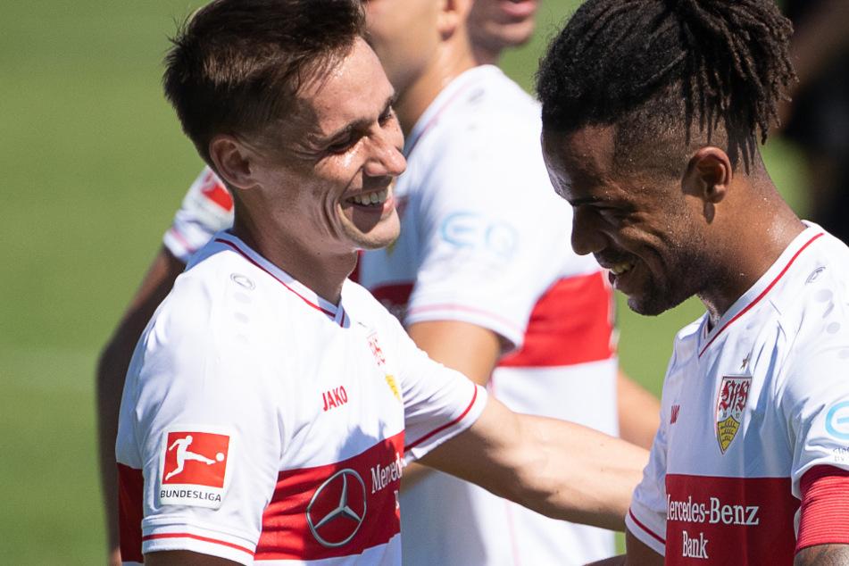 Können sie zusammen zaubern? Philipp Klement (28) und Daniel Didavi (30) sind die Kreativspieler beim VfB.