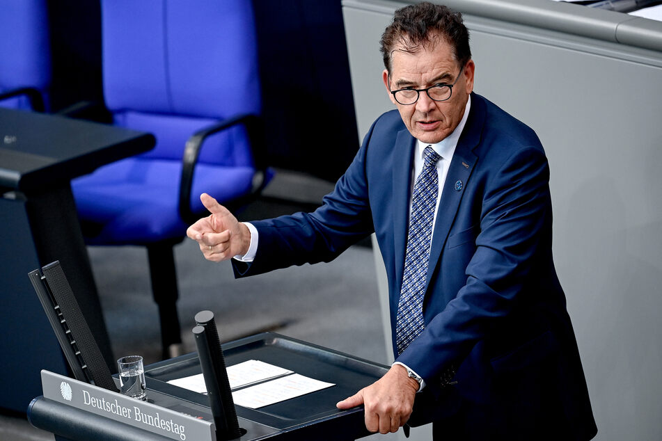 Gerd Müller (CSU) ist der Bundesminister für wirtschaftliche Zusammenarbeit und Entwicklung.