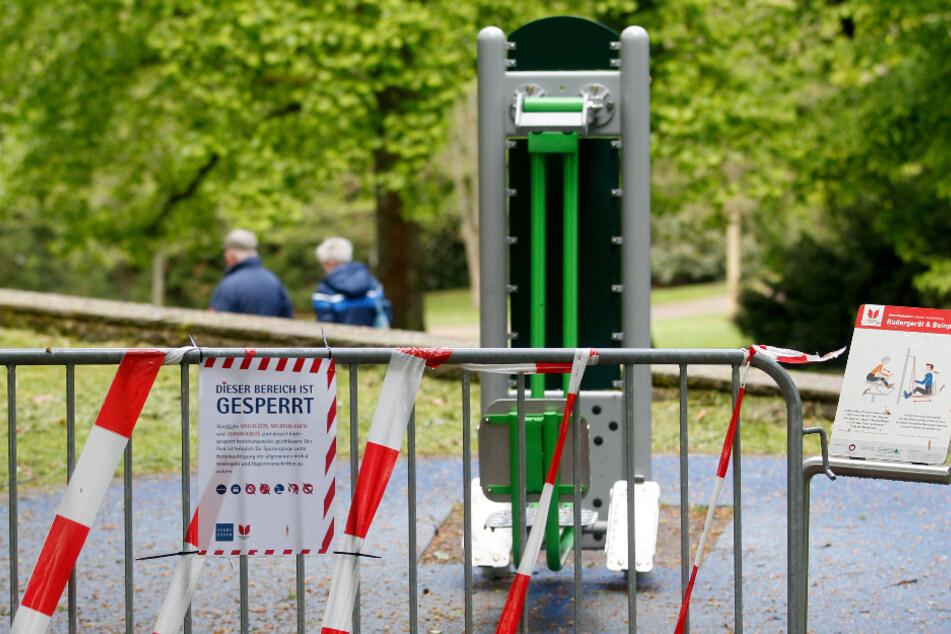 Die Spielplätze im Land sind noch gesperrt. Doch in Mecklenburg-Vorpommern öffnen sie ab Freitag wieder.
