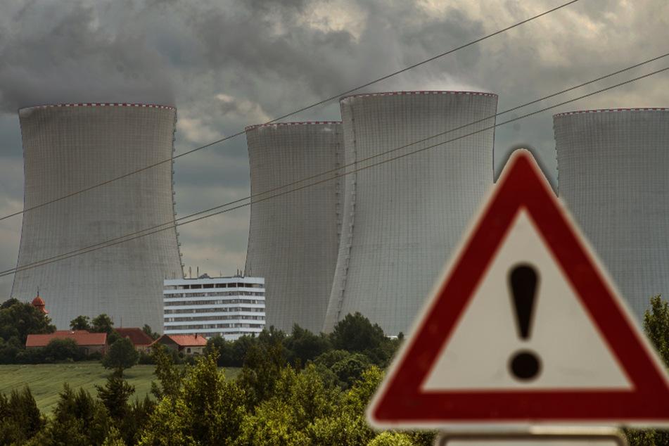Zwischenfall im Problem-Kraftwerk: Temelin fährt Reaktorblock runter