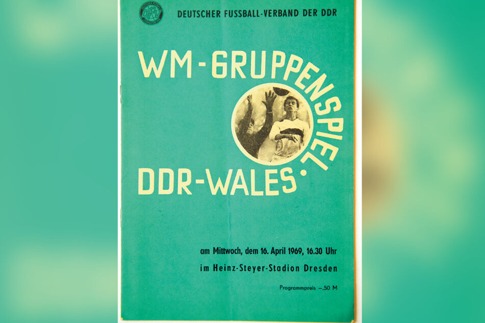 Gegen die starken Waliser gelang der Nationalelf 1969 ein überraschender 2:1-Erfolg im WM-Qualifikationsspiel.