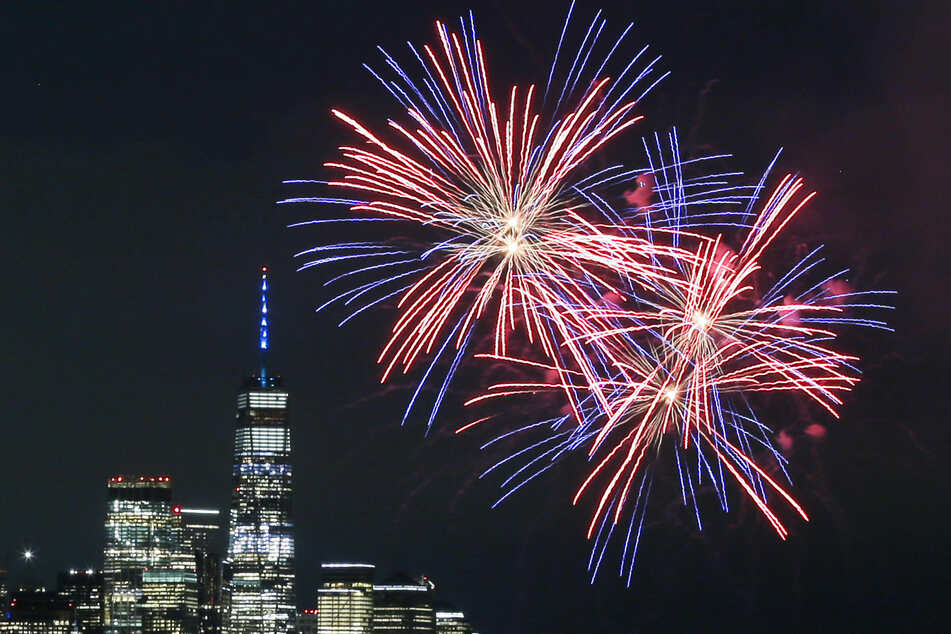 The largest Fourth of July fireworks display set to blast off in NYC