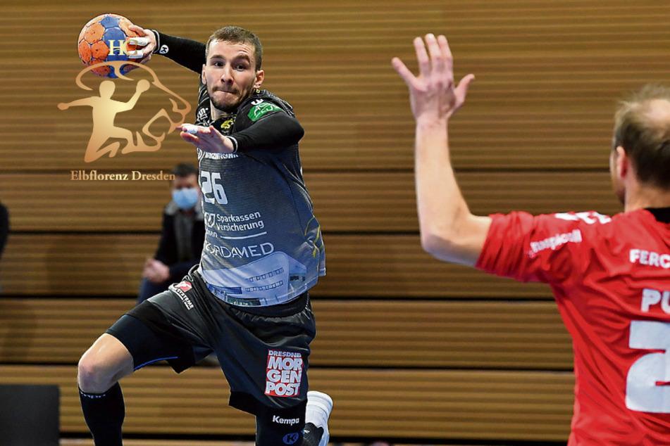 HC Elbflorenz: Vanco & Co. freuen sich aufs Ost-Derby heute in Dessau!