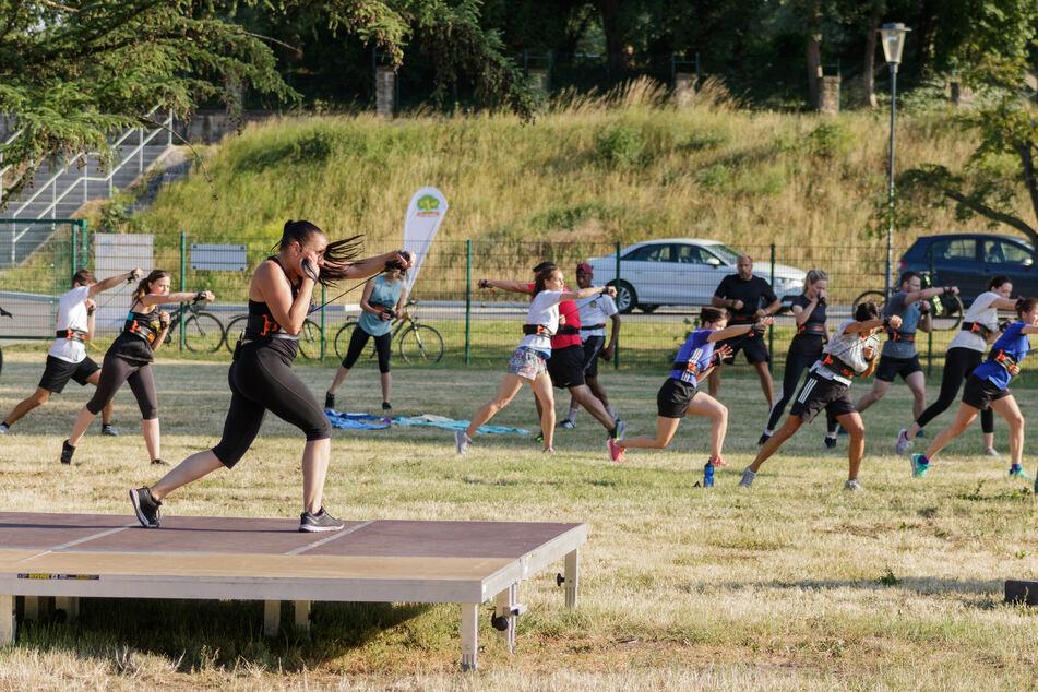 Warum trainieren jetzt alle im Sportpark Ostra?