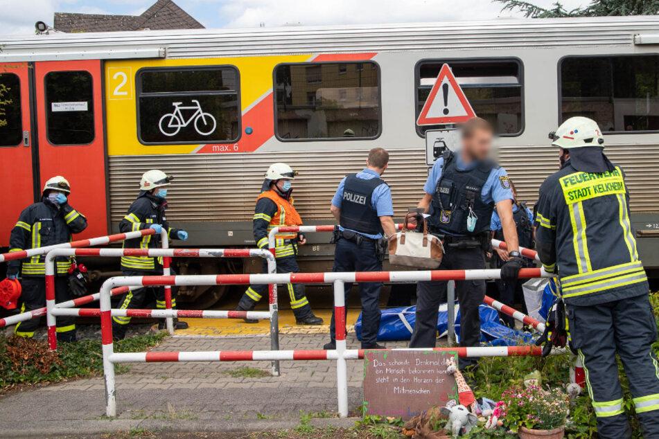 Tödlicher Bahnunfall: Frau von Zug verfasst