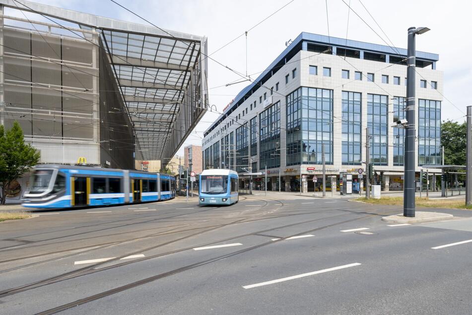 Das Chemnitz Plaza ist als neuer Sitz des Gesundheitsamtes im Gespräch.