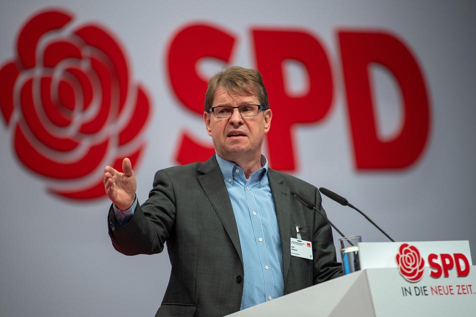 Ralf Stegner, ehemaliger stellvertretender Vorsitzender der SPD.