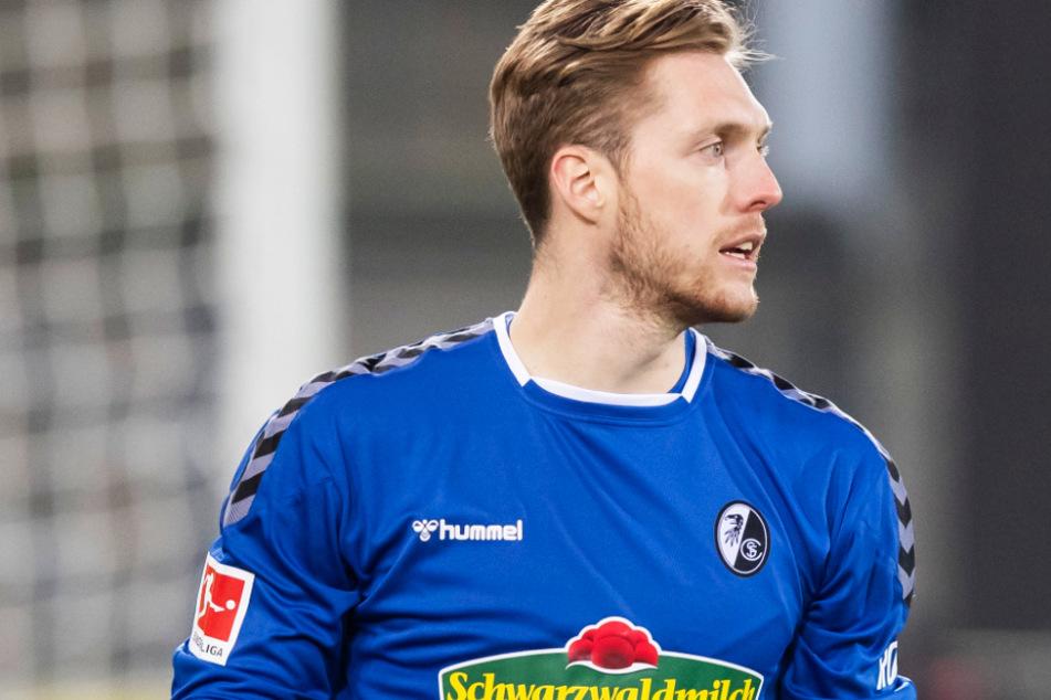 Florian Müller (23) ist die neue Nummer eins beim VfB Stuttgart.