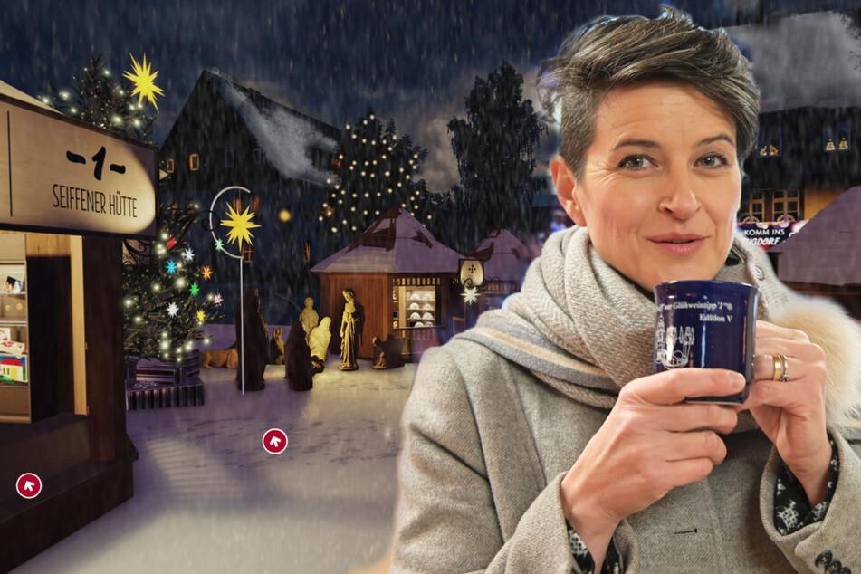 Seiffener Weihnacht kommt ins Internet