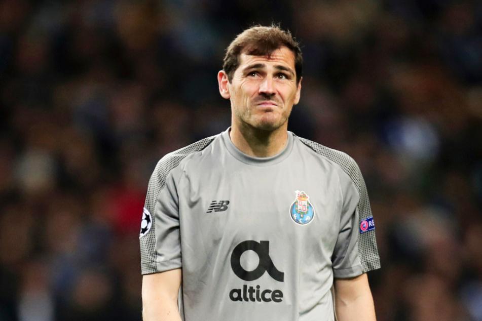 Iker Casillas (39) stand für den FC Porto 156 Mal im Tor. Bei Real Madrid ist er aber eine noch viel größere Legende: 725 Einsätze hat er für die Königlichen absolviert.