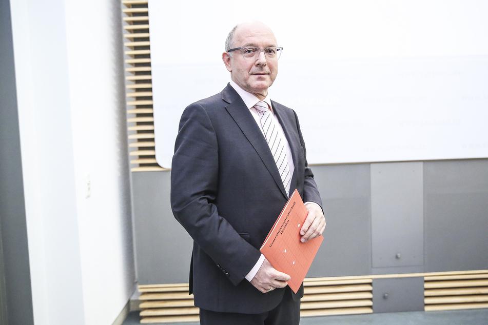 Generalstaatsanwalt Hans Strobl übernimmt den Fall höchstpersönlich.