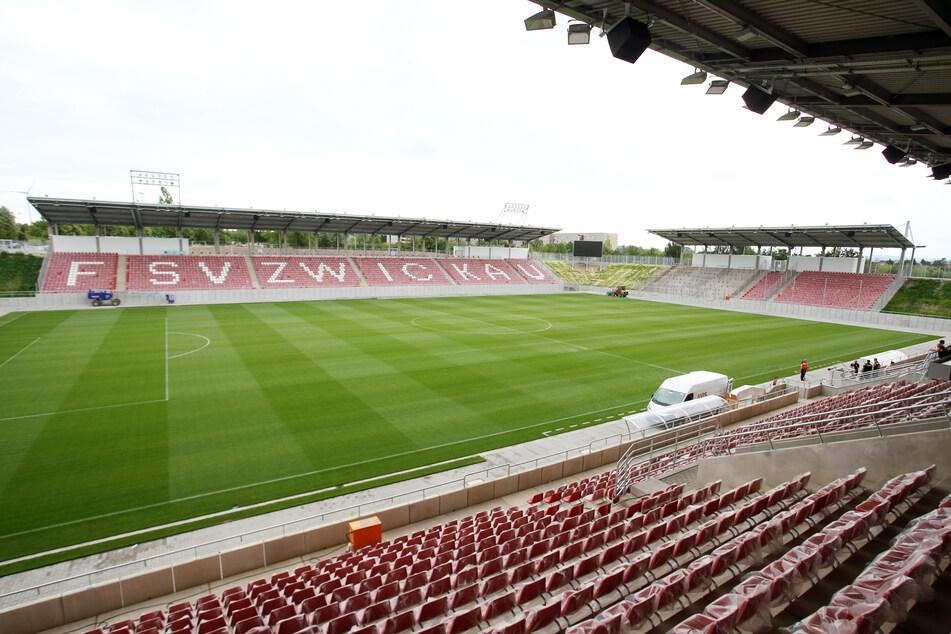 Leere Ränge: Im FSV-Stadion wird so schnell kein Ball mehr rollen. Es droht ein hoher Umsatzverlust!