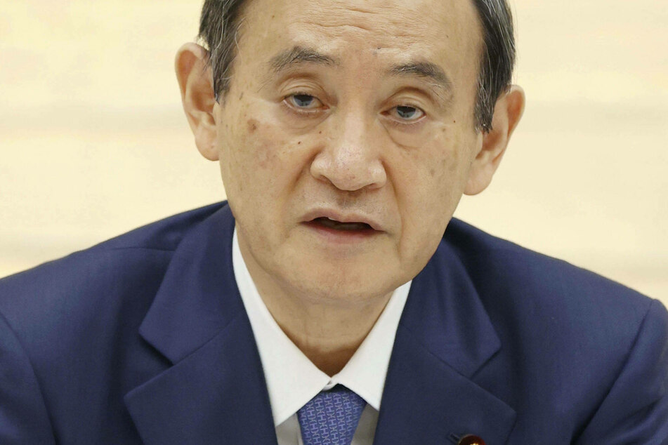 Japanese Prime Minister Suga Yoshihide said his country will aim to reduce greenhouse gas emissions by 46% from 2013 levels by 2030.