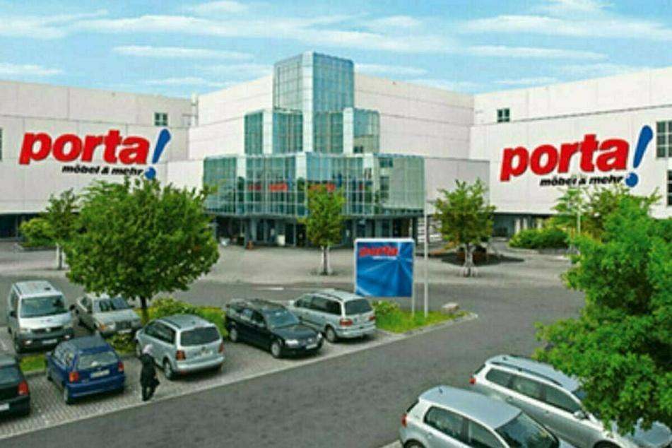 porta gibt am Freitag hohe Rabatte in allen Abteilungen!
