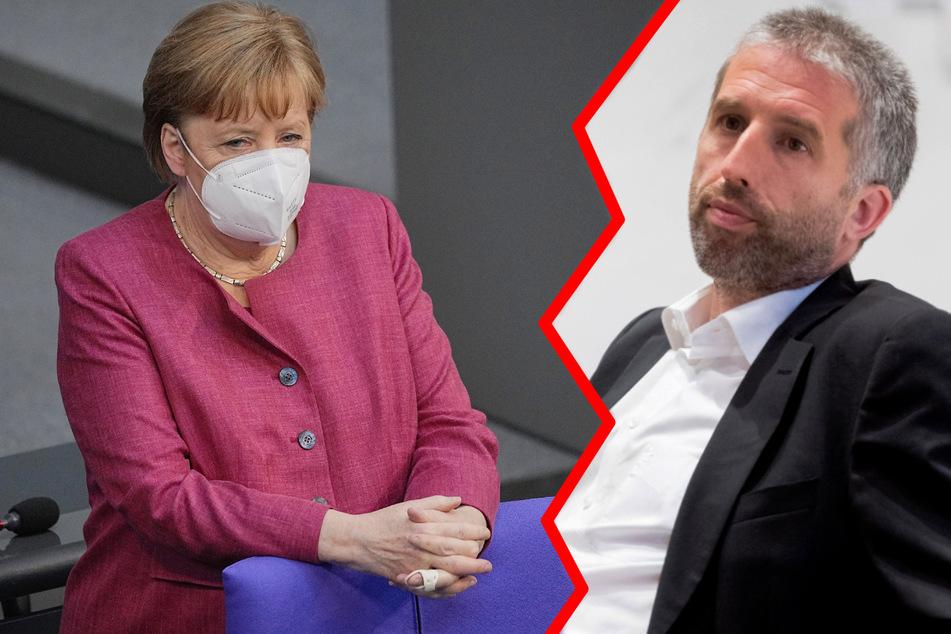 Palmer-Brief an Merkel wirkungslos! Endgültiges Aus für Tübinger Weg