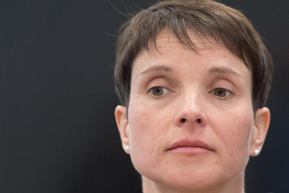 Geheimes Treffen von AfD-Parteispitze mit vermögendem Spender: Frauke Petry nennt Details