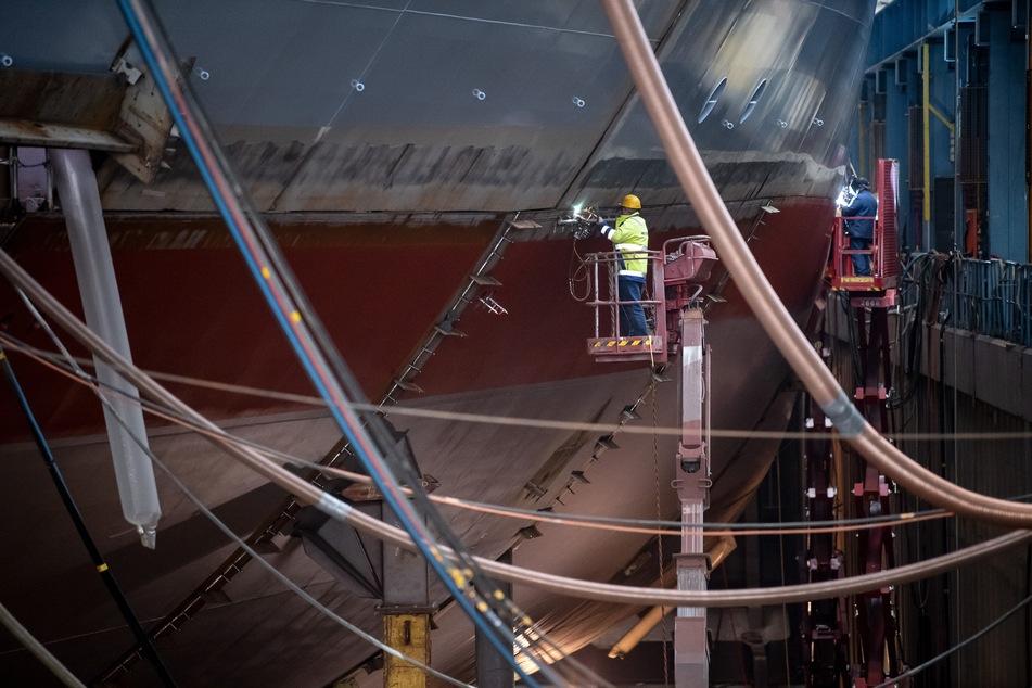 Meyer Werft baut neues Disney-Schiff: Name steht schon fest!