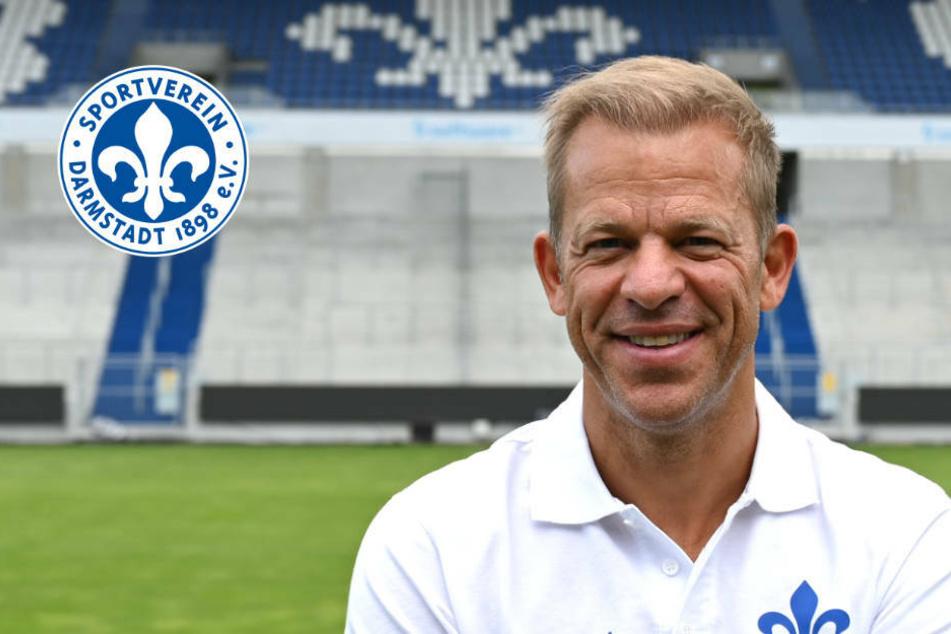 Markus Anfang gewinnt Testspiel-Debüt mit SV Darmstadt 98 deutlich