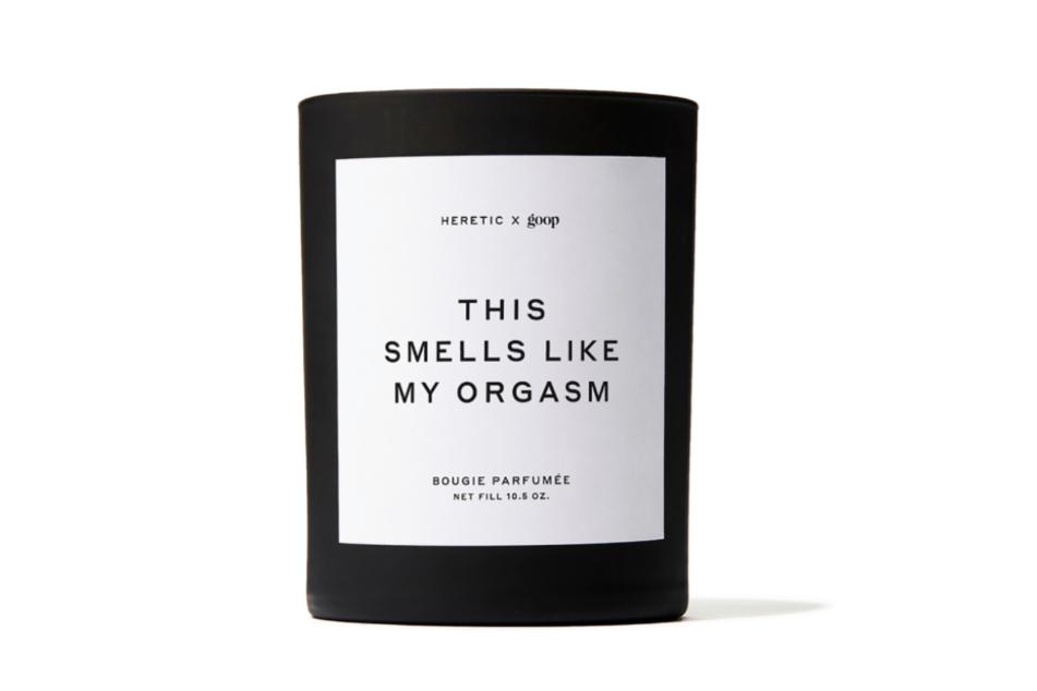 Nach Grapefruit, Rose und Beeren soll Gwyneth Paltrows Orgasmus unter anderem riechen.