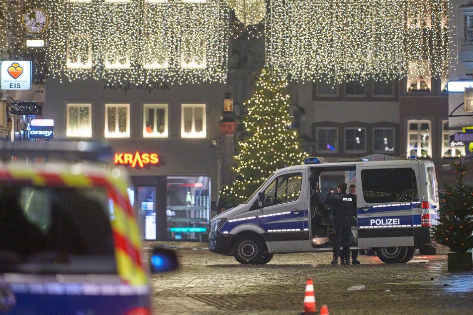 Auto rast durch Fußgängerzone in Trier: Fünf Tote, darunter ein Baby, Täter schweigt zum Motiv