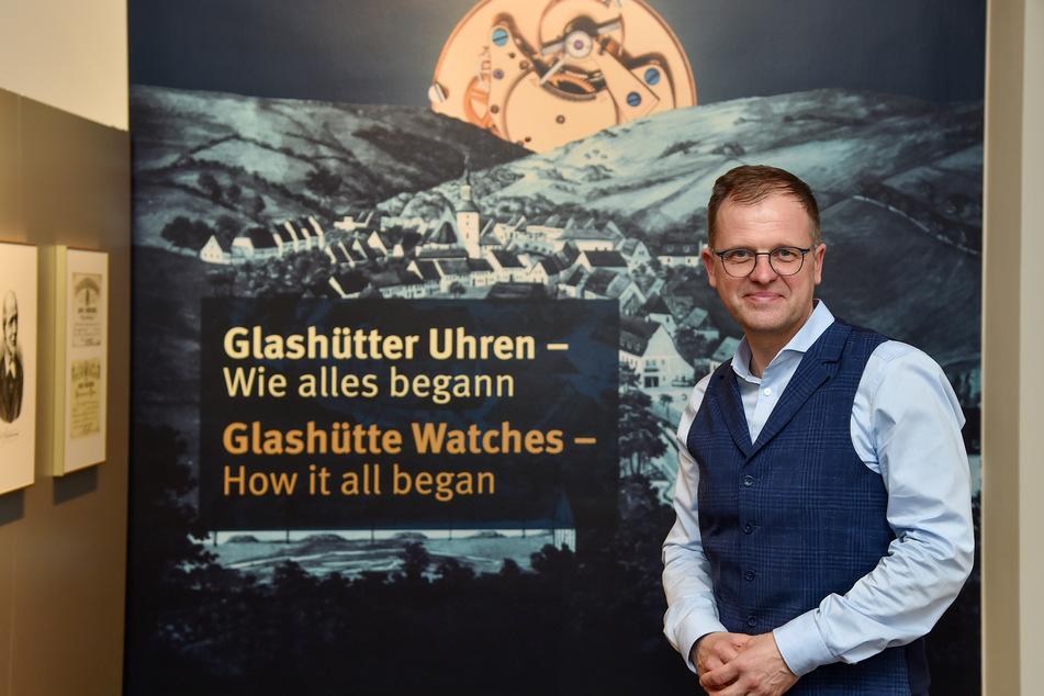 """Die Sonderausstellung """"Wie alles begann"""" ist bis 18. April im Deutschen Uhrenmuseum Glashütte zu sehen."""