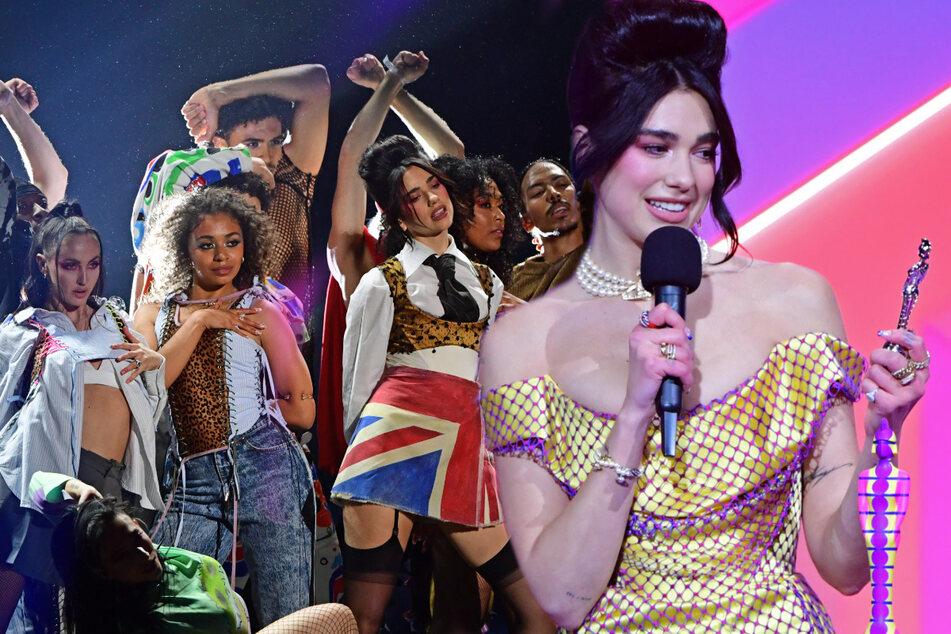 Trotz Corona 4000 Zuschauer bei Brit Awards, Dua Lipa räumt ab