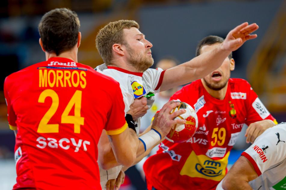 Handballern droht WM-Aus! Nur noch deutsche Mini-Chance aufs Weiterkommen