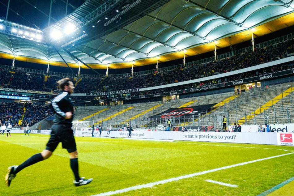 Erhält das Heimspiel-Stadion von Eintracht Frankfurt in der nächsten Bundesliga-Spielzeit einen neuen Namen?