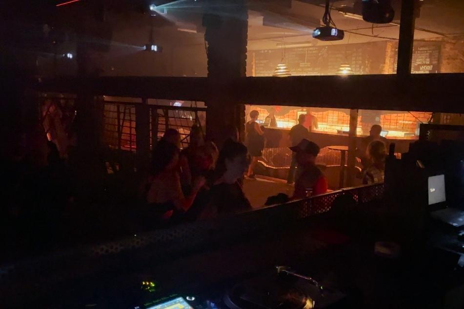 """200 Gäste durften sich über eine Clubnacht in der """"Tille"""" freuen."""
