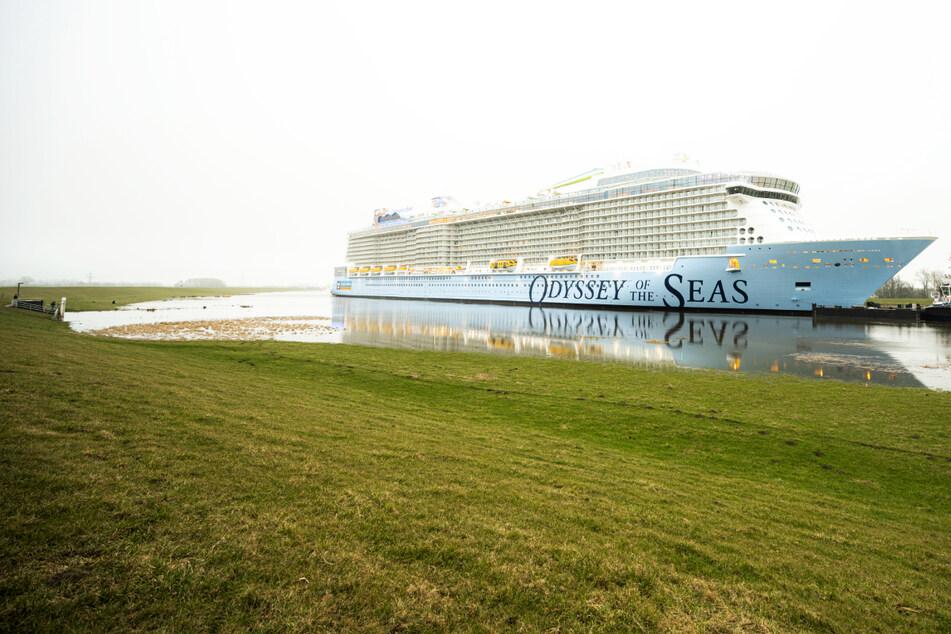 "Corona-Alarm auf Ozeanriese ""Odyssey of the Seas"": Arbeiter sitzen fest!"
