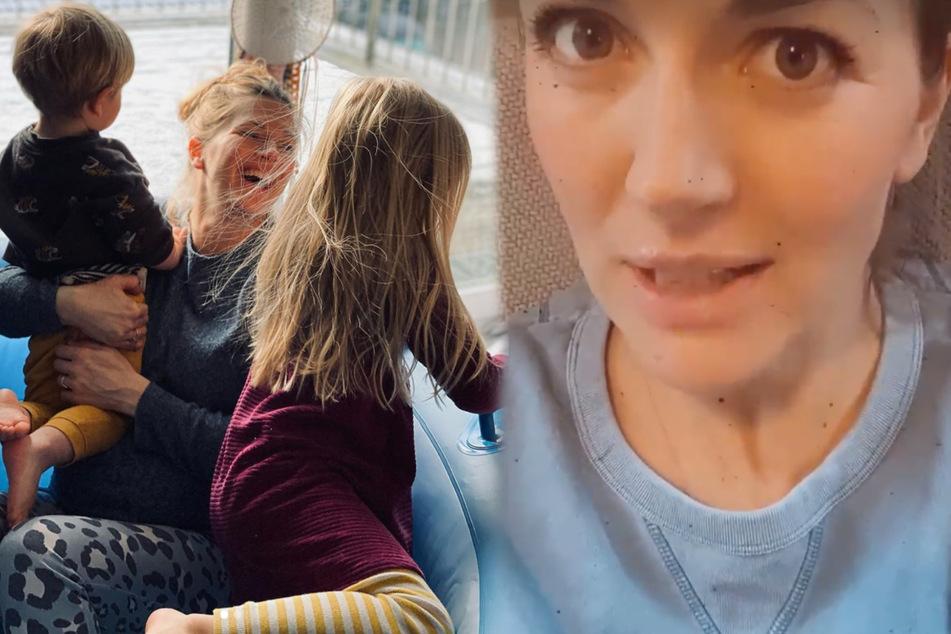 Nina Botts Hebammen Corona-Positiv: Fällt jetzt die Hausgeburt ins Wasser?