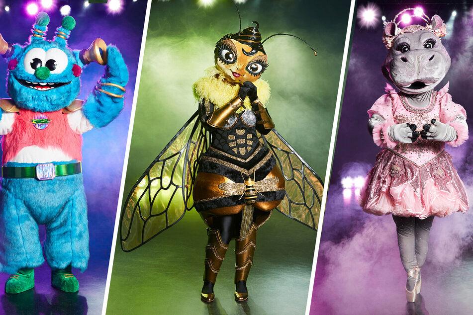 """""""The Masked Singer"""": Die neuen Kostüme stehen bereits fest!"""