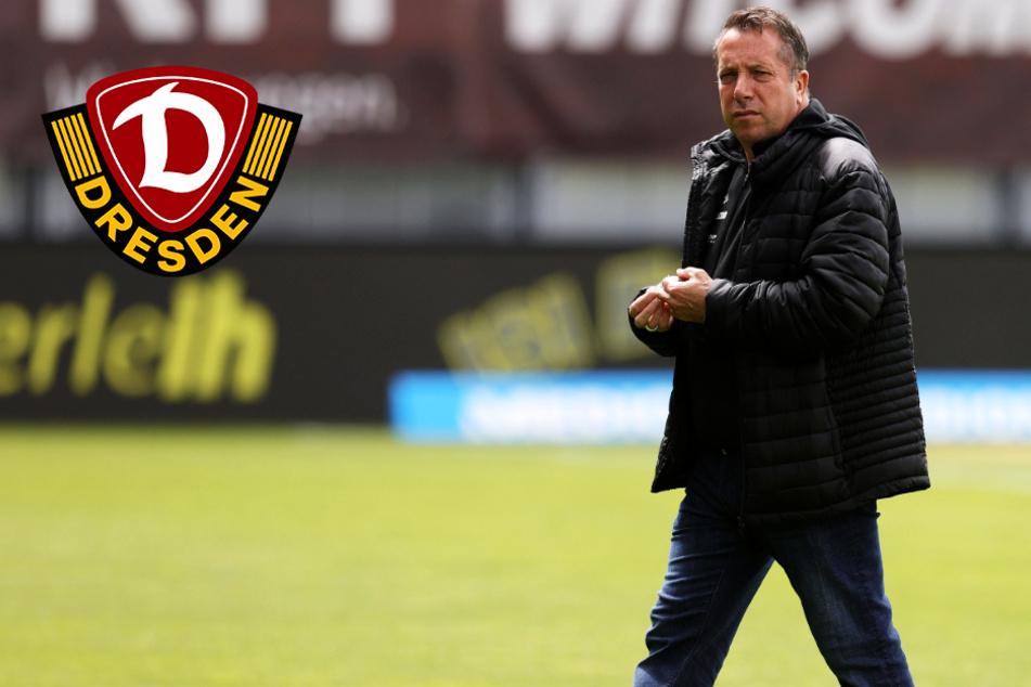 Dynamo-Trainer Kauczinski im Exklusivinterview: Einige Leistungsträger will er halten!