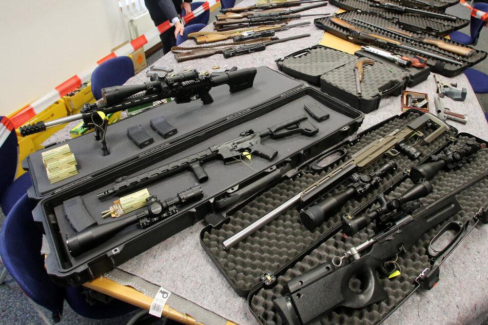 Immer mehr Reichsbürger werden entwaffnet