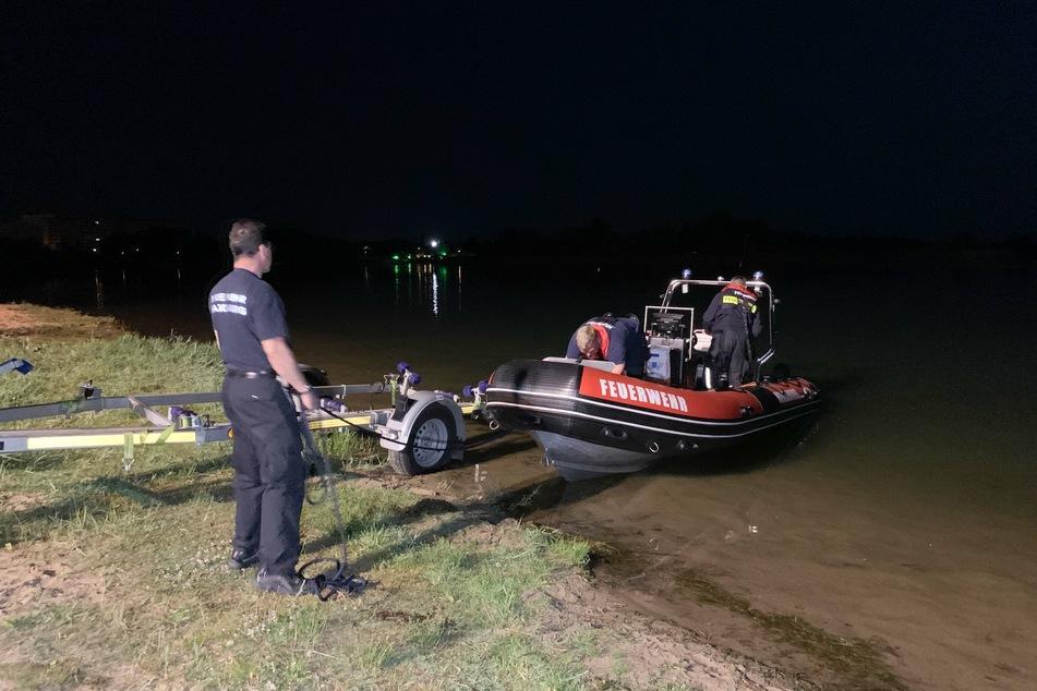 In Magdeburg wird seit Samstagabend eine junge Frau vermisst. Die Unbekannte soll im Neustädter See schwimmen gewesen sein.