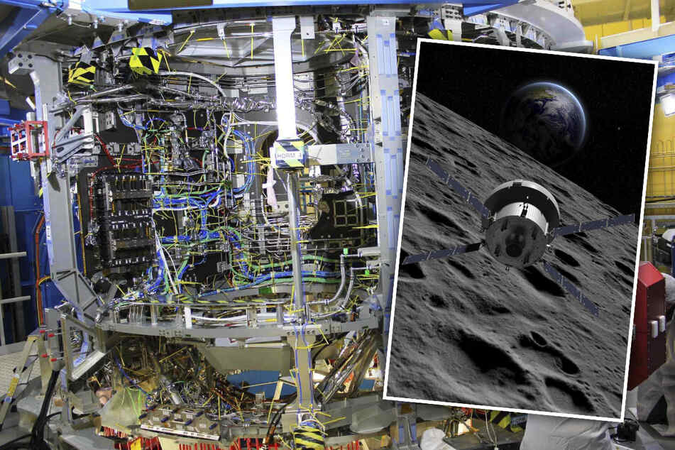 NASA will damit zum Mond: Bügeleisen und Anspitzer im Orion-Raumschiff?