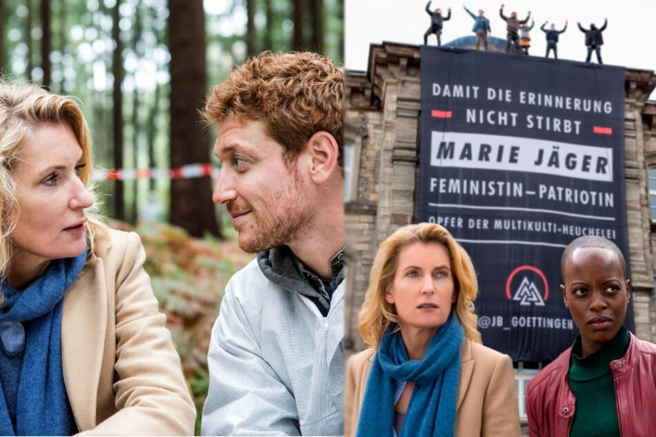 "Tatort: Jung, weiblich, rechts: Wie wird der Göttingen-""Tatort""?"