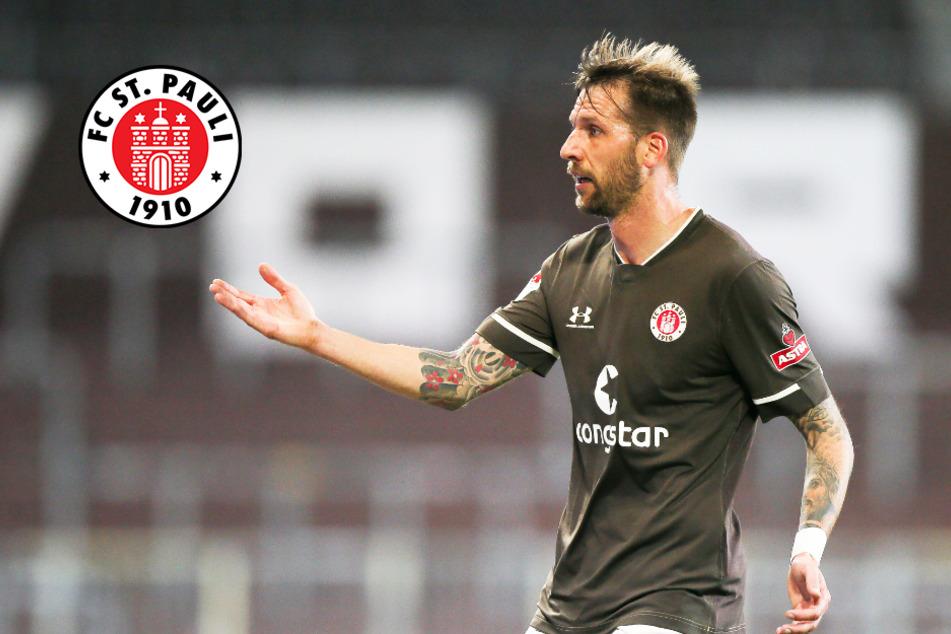 FCSP-Stürmer Guido Burgstaller: Vom Chancentod zum Abstiegstrumpf